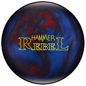 HAMMER REBEL RED/BLUE PEARL