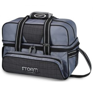 STORM TOTE DELUXE DOBLE (ESCOCES/NEGRO)