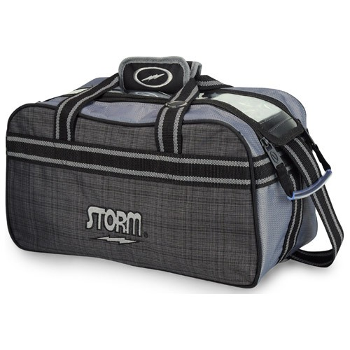 STORM TOTE DOBLE (ESCOCES/NEGRO)